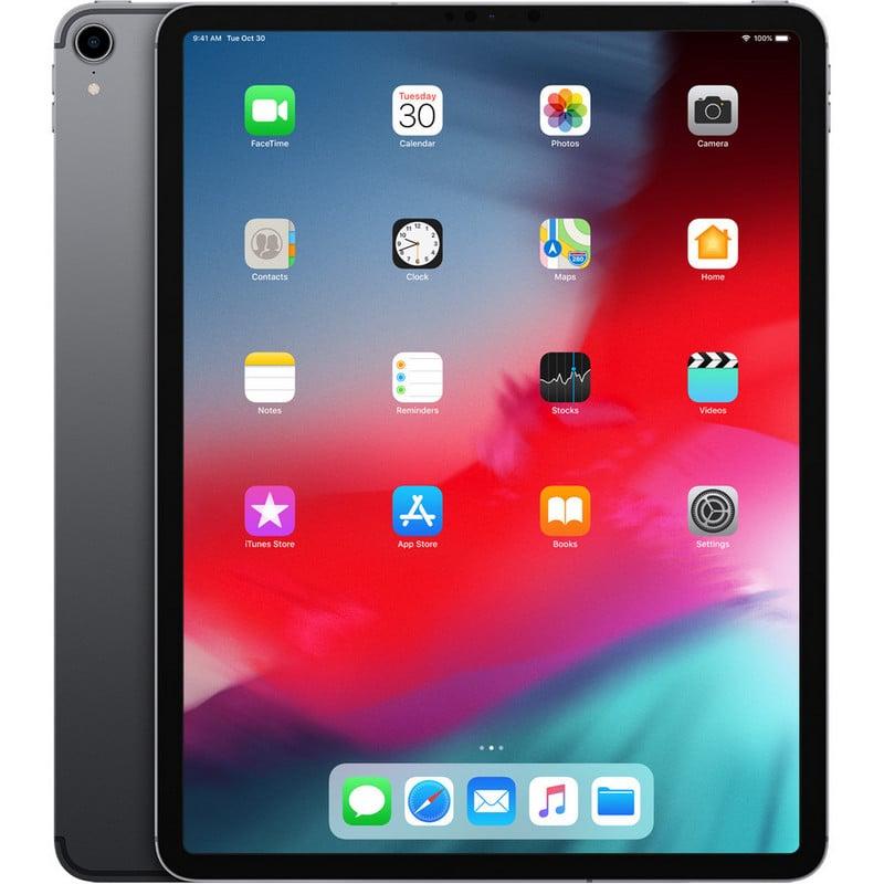 apple ipad pro 2018 129512gb wifi4g gris espacial
