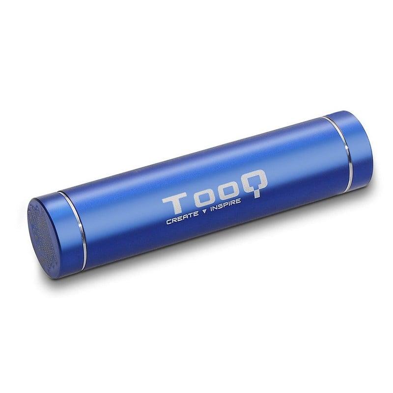 TooQ TQPB-1A26-B Bateria Externa 2600mAh Azul