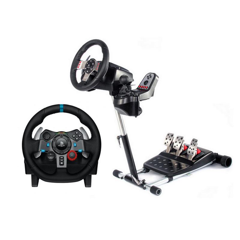 Logitech G29 Driving Force para PS4/PS3/PC