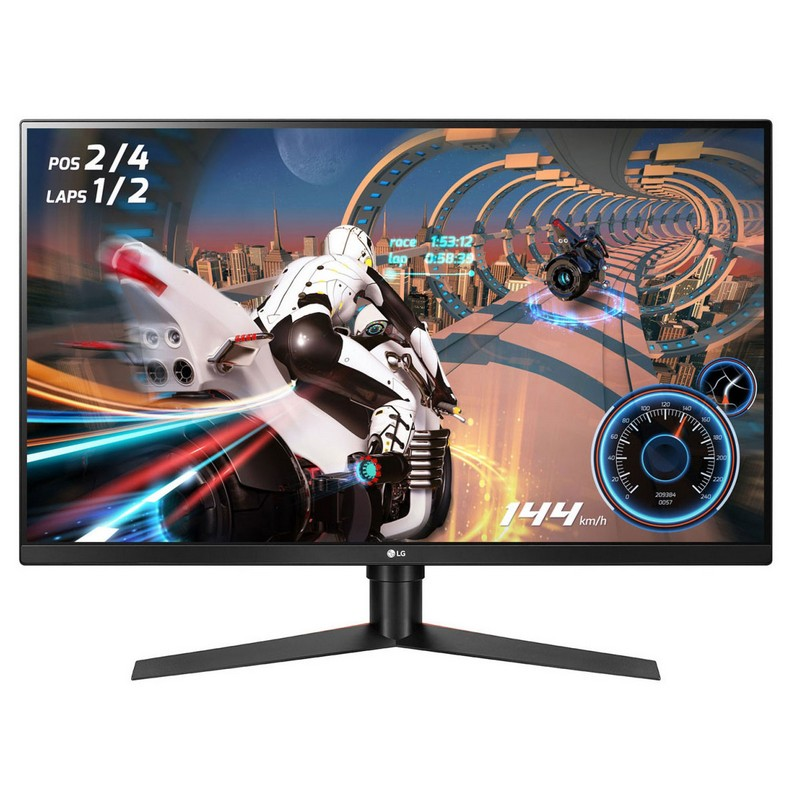 "Monitor LG 32GK650F-B 31.5"" LED QuadHD 144Hz FreeSync"