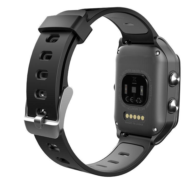 d1123d777 Leotec Training GPS Swim Swolf Reloj Deportivo Negro