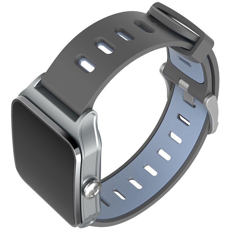 ec8171566 Leotec Training GPS Swim Swolf Reloj Deportivo Gris