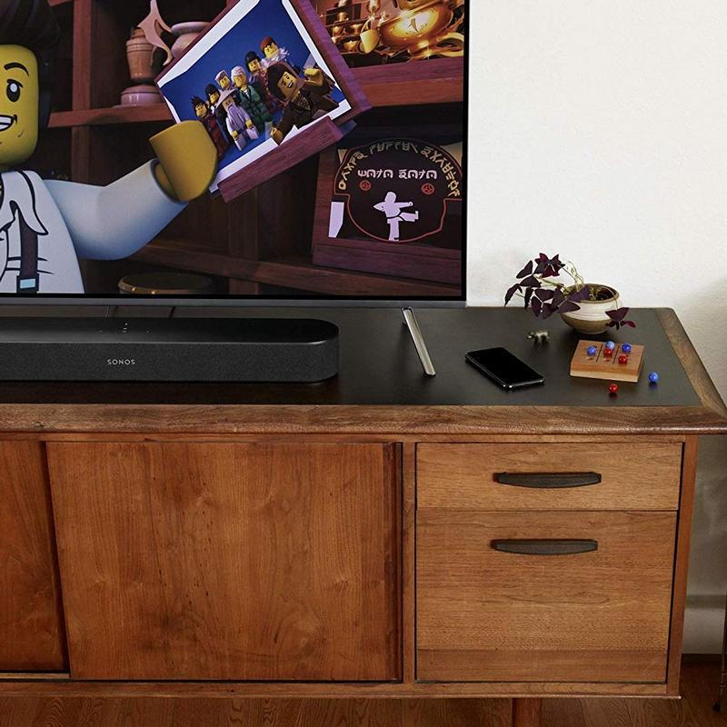 Barra de Sonido Inteligente con Alexa integrada Sonos Beam Color Negro