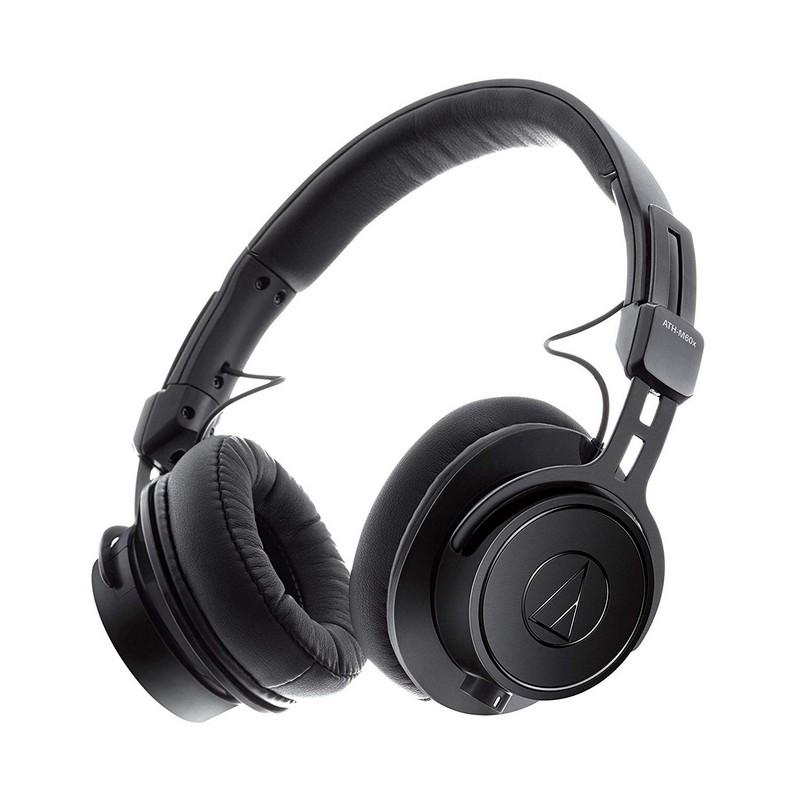 Audio-Technica ATH-M60X Auriculares Profesionales de Estudio Cerrados