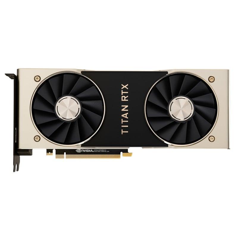 Nvidia Titan RTX 24GB GDDR6