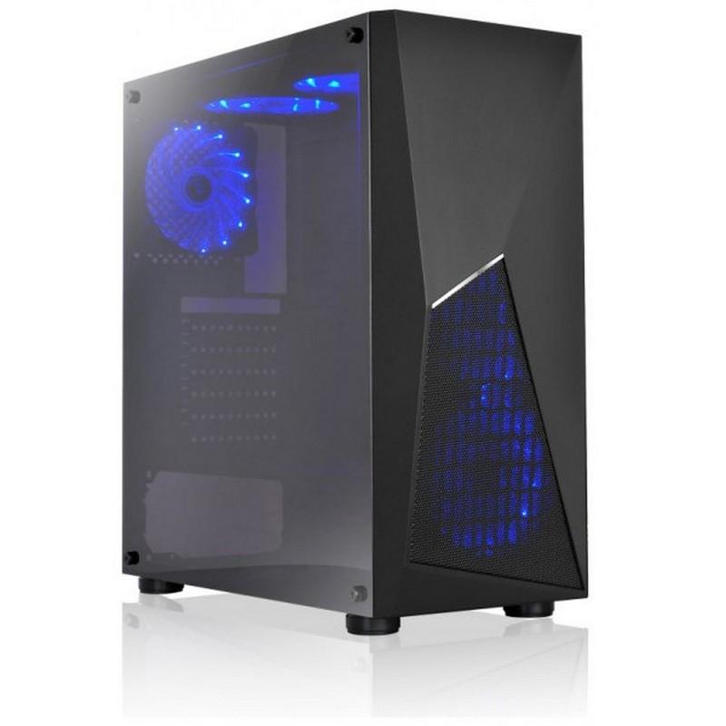 L-Link Storm LED Azul USB 3.0 con Ventana