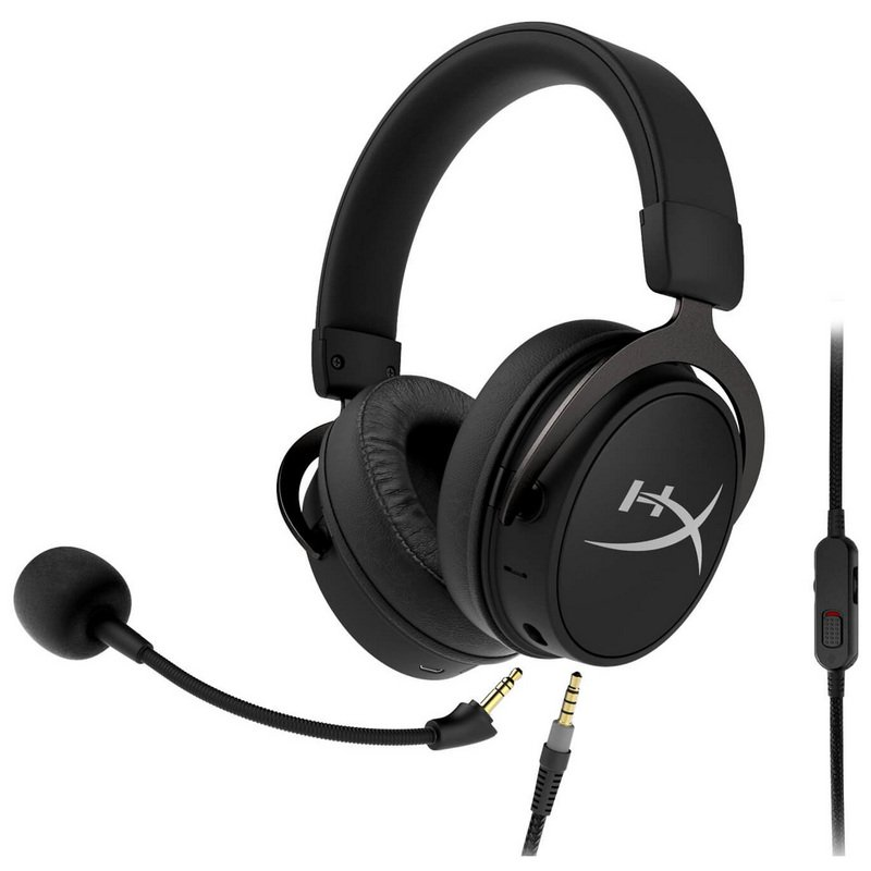 HyperX Cloud MIX Auriculares Gaming con Cable + Bluetooth