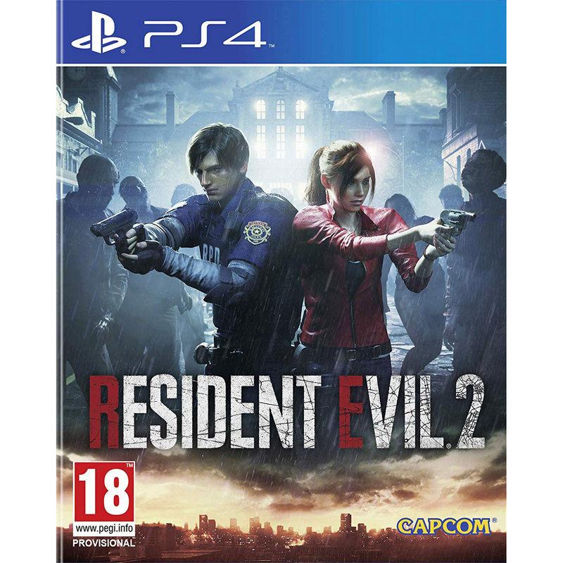 Koch-media Resident Evil 2 Remake PS4