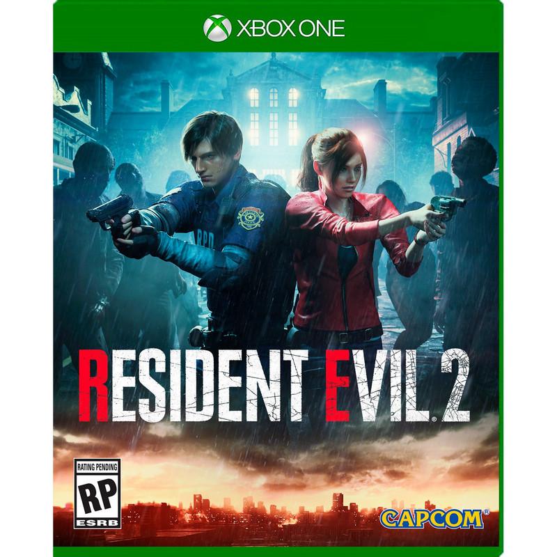 Koch-media Resident Evil 2 Remake Xbox