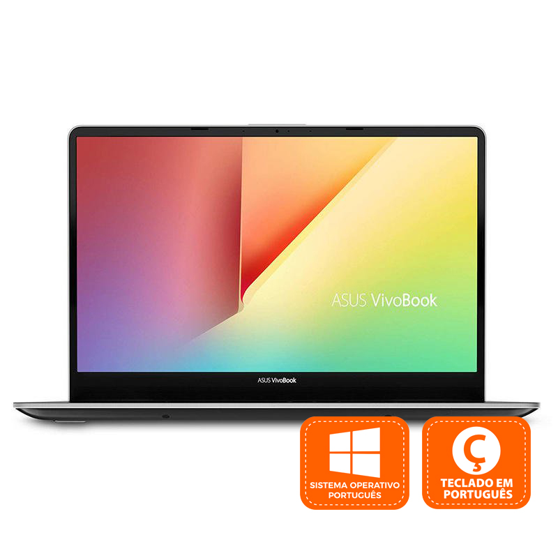 Asus VivoBook S15 Intel Core i7-8565U/16GB/512GB