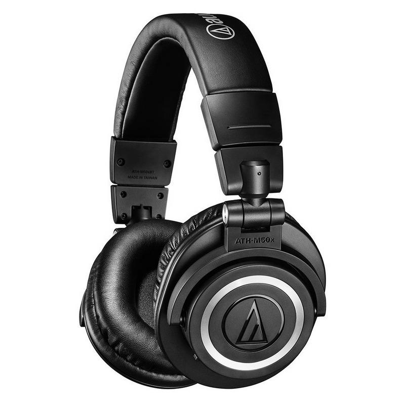 Audio-Technica ATH-M50XBT Auriculares Inalámbricos Negros