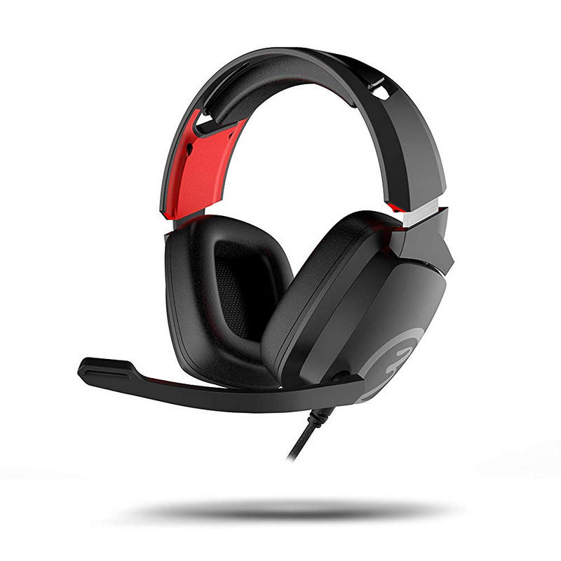 Ozone Ekho X40 Auriculares Gaming Multiplataforma Negro