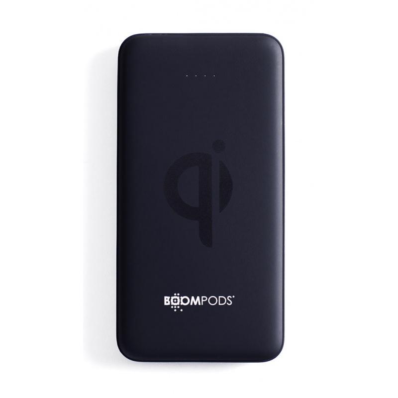 Boompods PowerBoom Qi Batería Portátil Wireless 10000mAh
