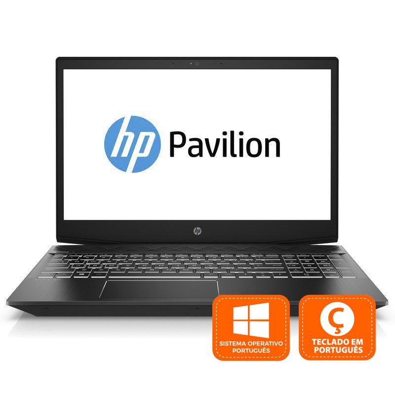 HP Pavilion 15-CX0003NP Intel Core i5-8250U/8GB/1TB+256SSD/GTX
