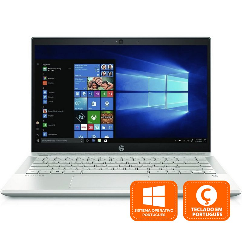 HP Pavilion 14-CE0006NP Intel Core i7-8550U/8GB/256GB