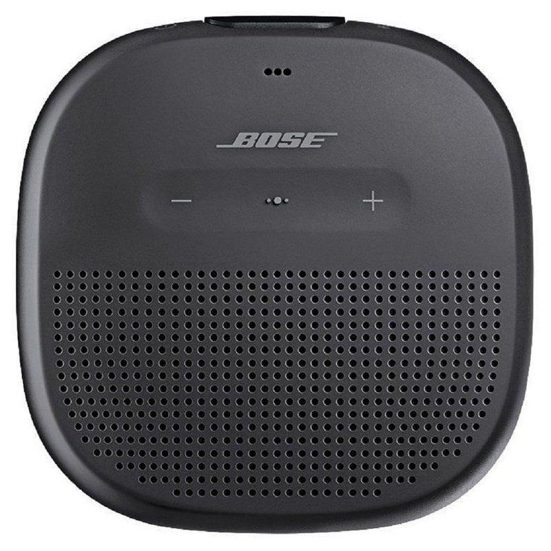 Negro EVA Funda Carcasa Rígida para Bluetooth Altavoz Bose SoundLink Colour