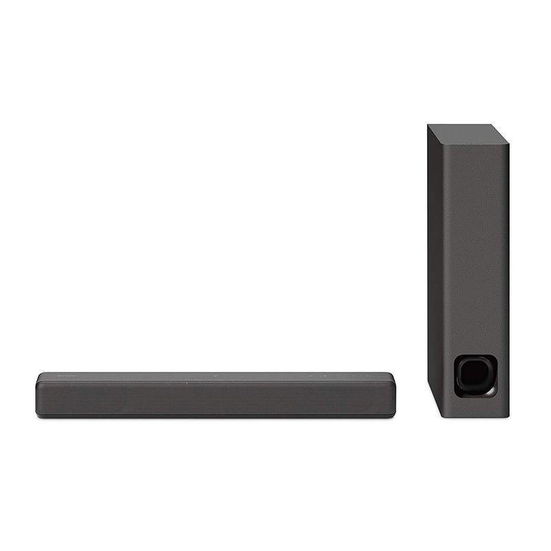 Sony HT-MT300 Barra de Sonido 2.1 Bluetooth Negro
