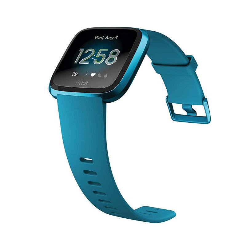 21b3b1b611a4 Fitbit Versa Lite Pulsera de Actividad Azul Marino