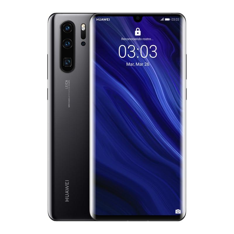 Huawei P30 Pro 8/256GB Black Libre