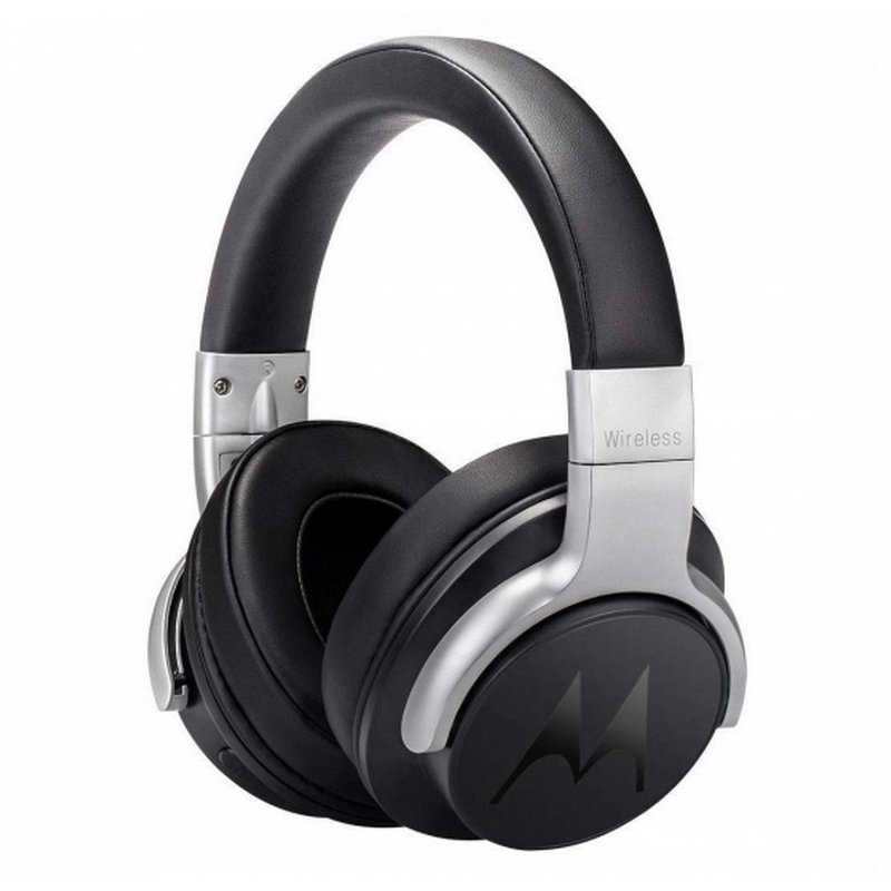 Motorola Escape 500 ANC Auriculares Bluetooth Negro