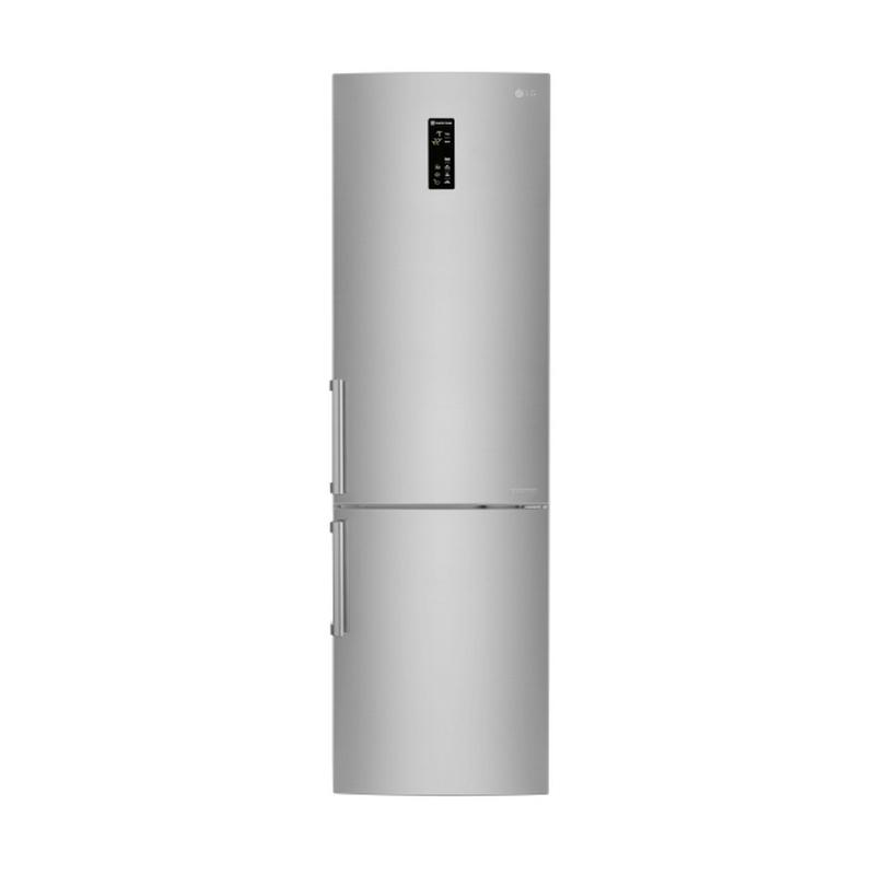 LG GBB60NSFZB Frigorífico Combi A++ Acero