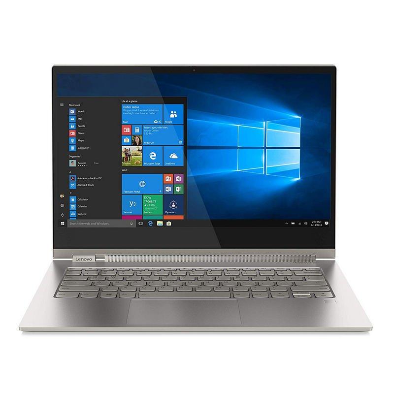 "Portátil Lenovo Yoga C930-13IKB Intel Core i5-8250U/8GB/512GB SSD/13.9"" Táctil"
