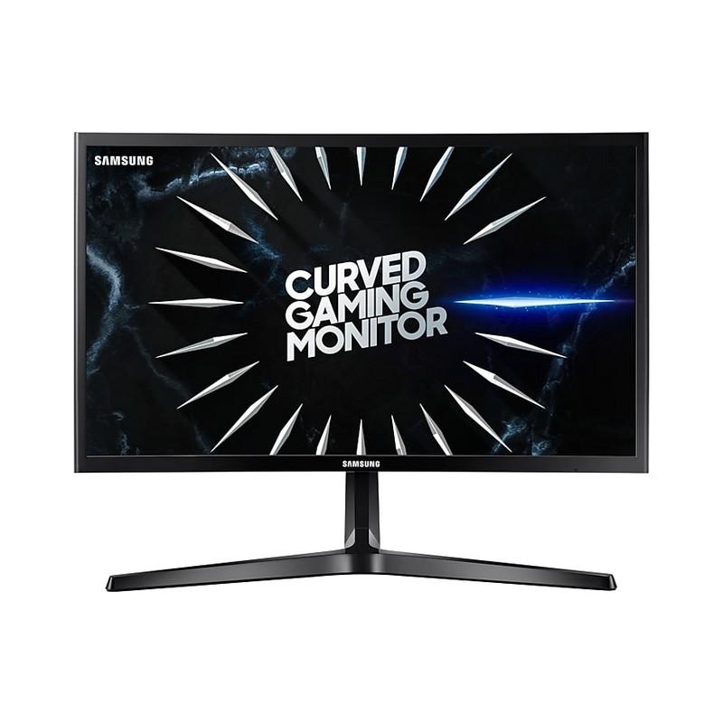 """Monitor Samsung LC24RG50FQU 23.5"""" LED FullHD 144Hz FreeSync Curva"""