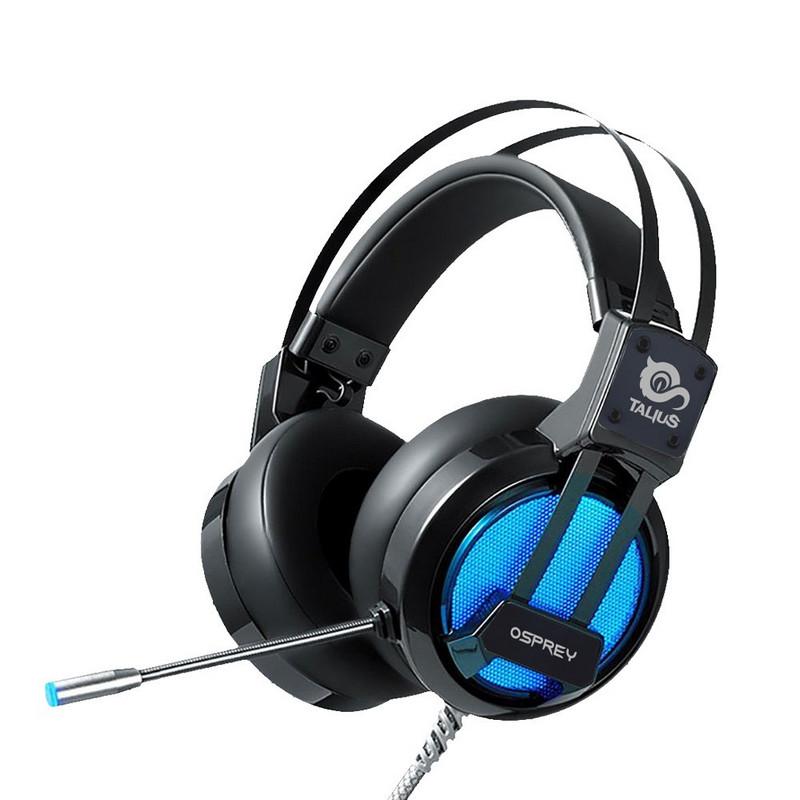 Talius Osprey Auriculares Gaming 7.1 RGB Multiplataforma