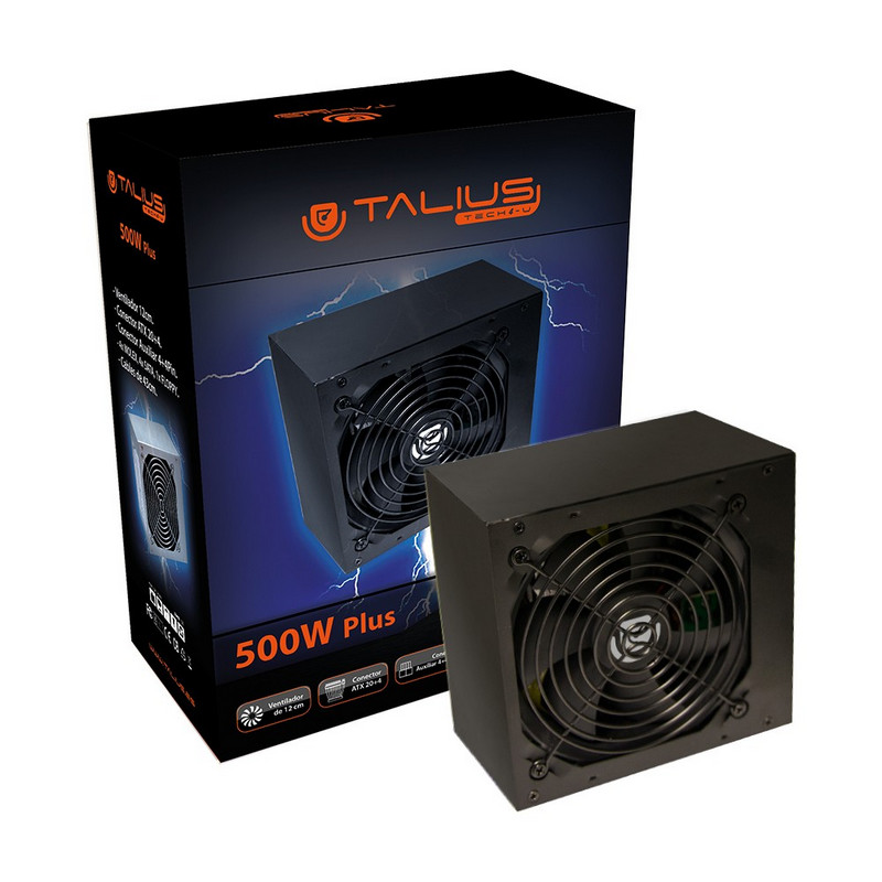 Talius Plus Fuente de Alimentación 500W