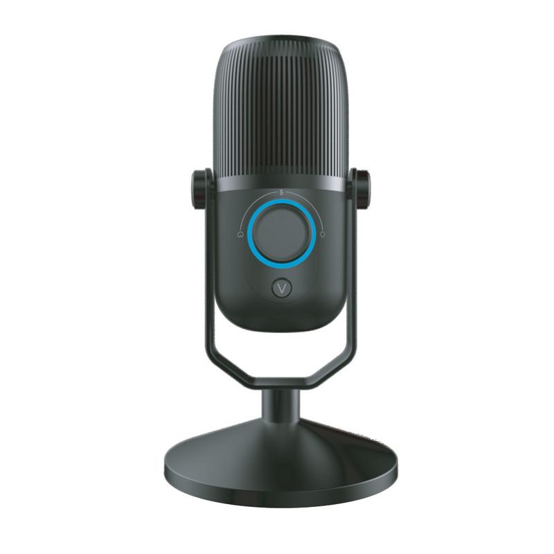 woxter mic studio 100 pro microfono condensador profesional negro
