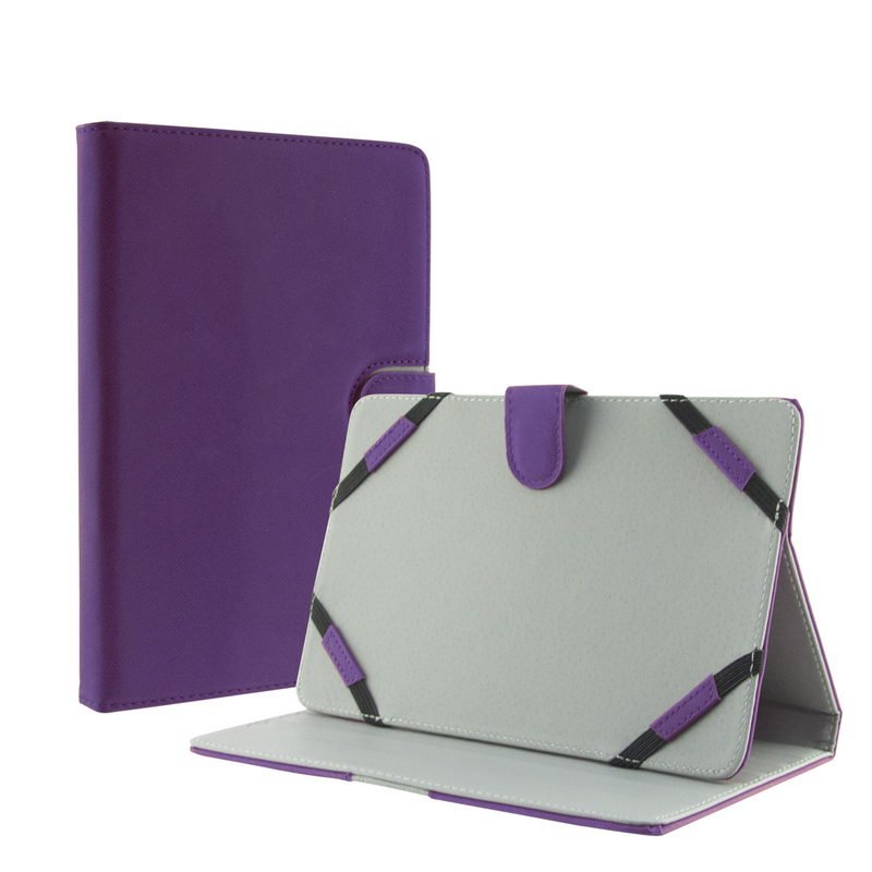 "Ksix Tejana Funda Universal Violeta para Tablets 7"""