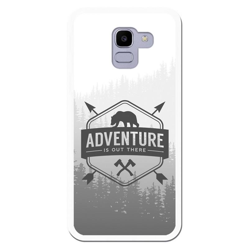 Be Unique Funda Gel Adventure Samsung Galaxy J6 2018 ◇ 385757