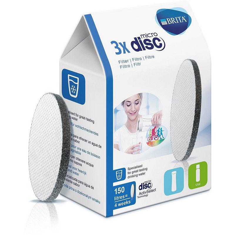Brita MicroDisc Pack de 3 Filtros