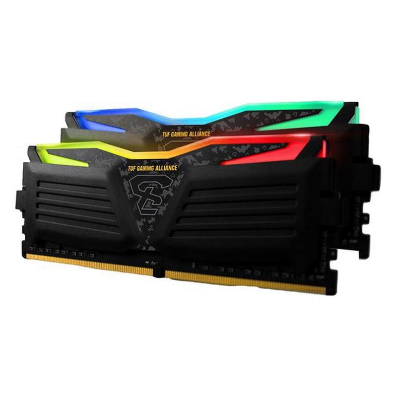 Geil Super Luce RGB Sync TUF Gaming DDR4 3200MHz PC4-25600 16GB 2x8GB CL16