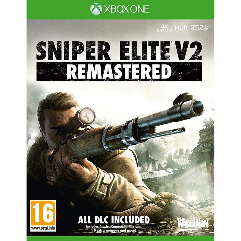 Sniper Elite V2: Remastered Xbox One
