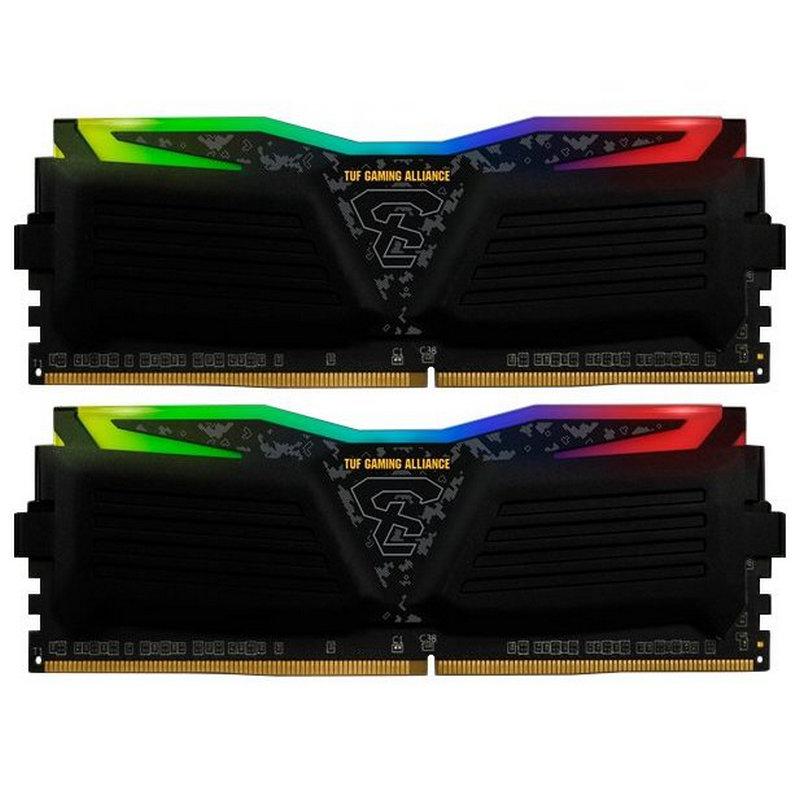 Geil Super Luce RGB Sync TUF Gaming DDR4 2400MHz PC4-192002x8GB CL17