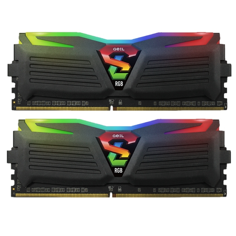 Geil Super Luce RGB Sync DDR4 2400MHz PC4-19200 2x16GB CL16