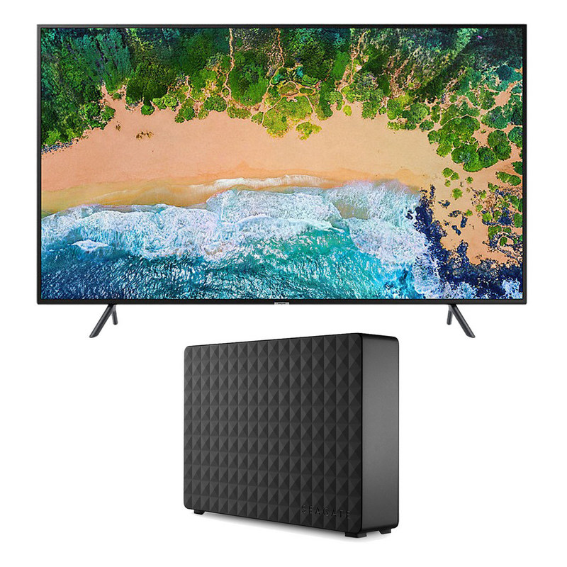 Pack Samsung UE55NU7172 55`` LED UltraHD