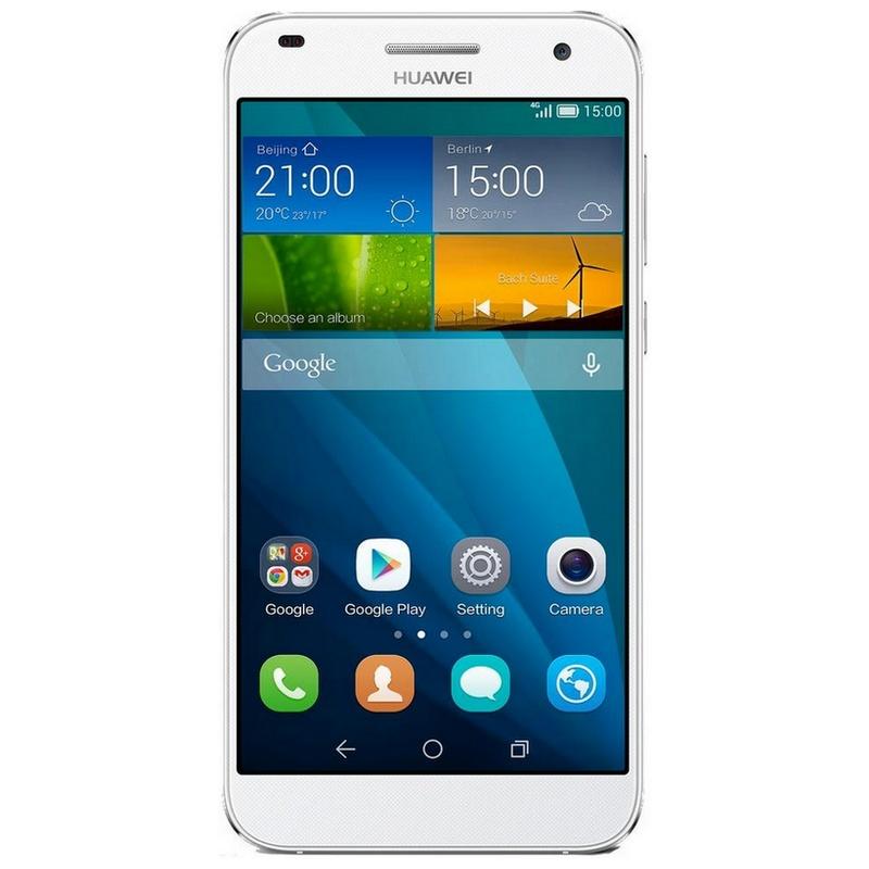 Huawei Ascend G7 2/16GB Plata Libre