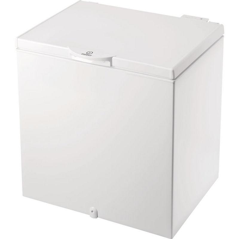 Indesit OS 1A 200 H 2 Congelador Horizontal 204L A+ Blanco