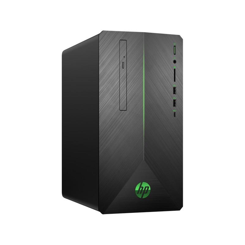 HP Pavilion Gaming Desktop 690-0047NS Intel