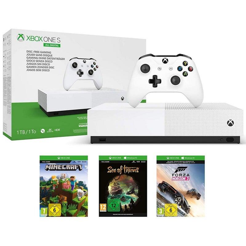 Microsoft Xbox One S 1TB All