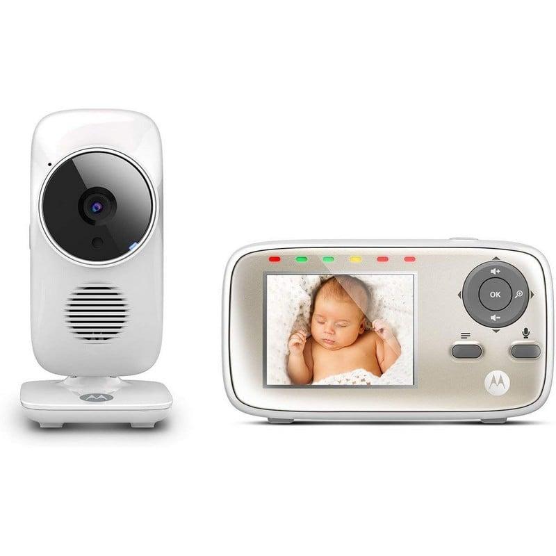 Motorola MBP 483 Vigilabebés con Video