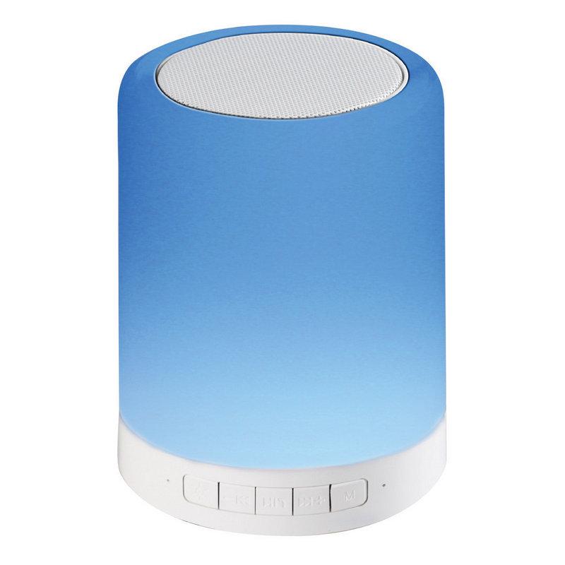 Platinet PDLSB01 Altavoz Bluetooth LED 5W