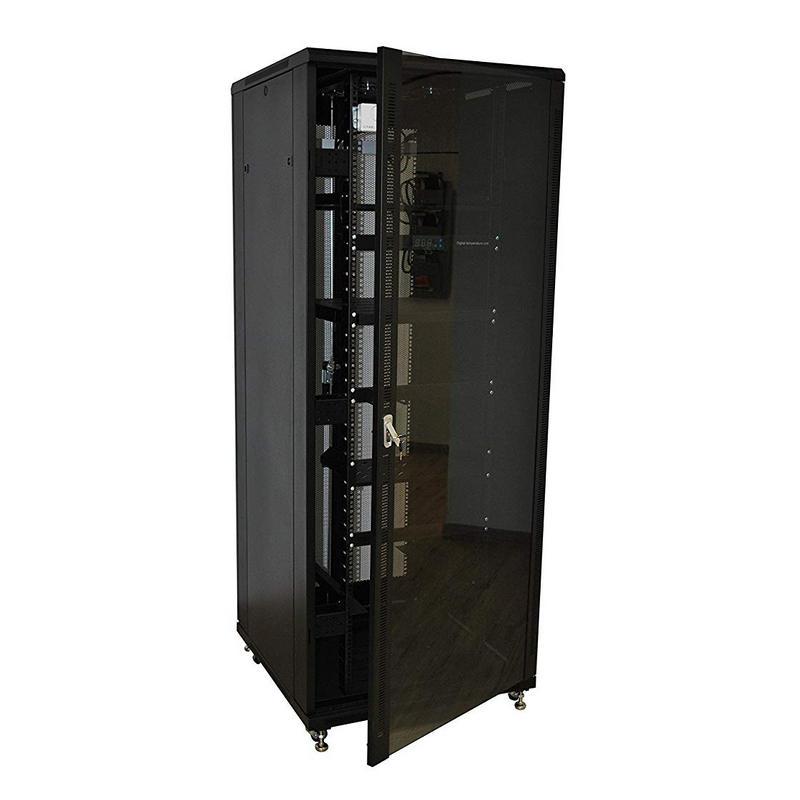 "MicroConnect Armario Rack de 19"" 27HU 600x800"