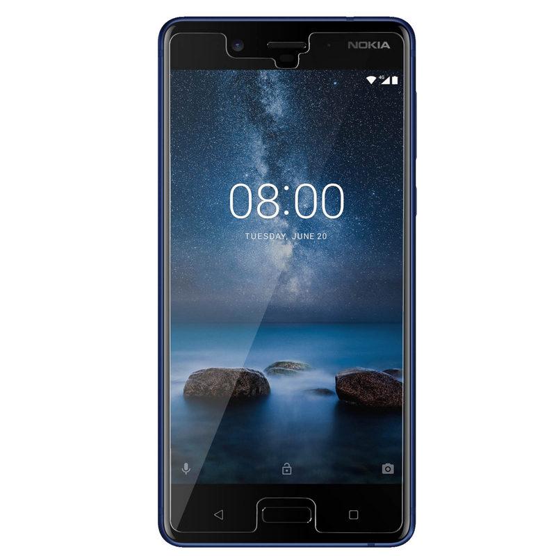 Avizar Protector Cristal Templado para Nokia 8