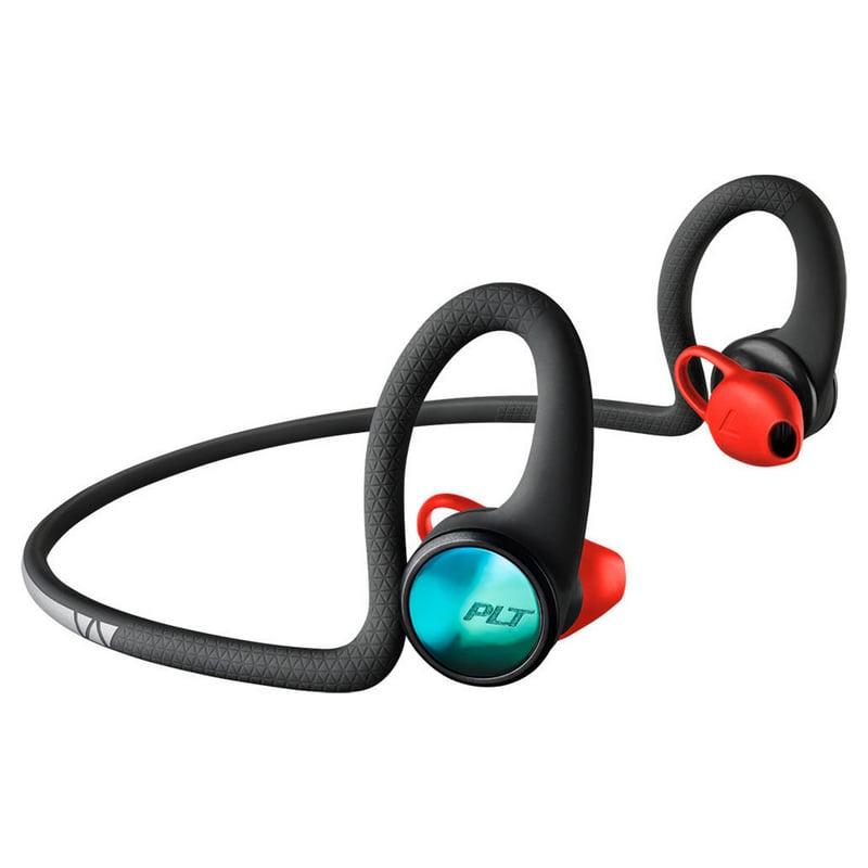 Plantronics BackBeat Fit 2100 Auriculares Inalámbricos Deportivos Negro