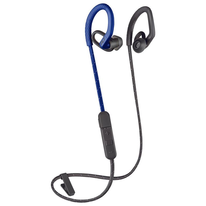 Plantronics BackBeat Fit 350 Auriculares Deportivos Inalámbricos Azul