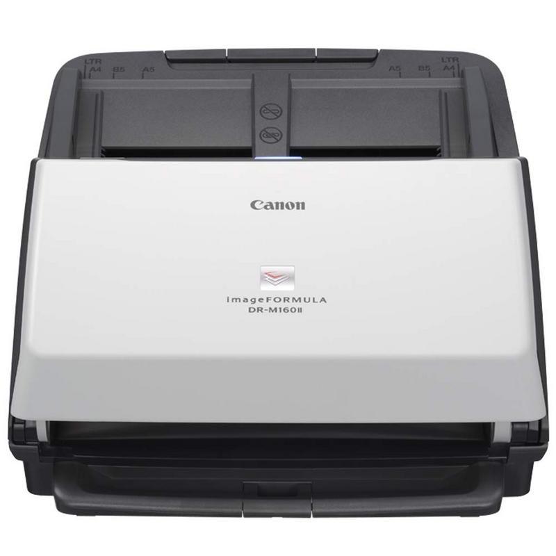 canon imageformula dr-m160ii escaner de documentos
