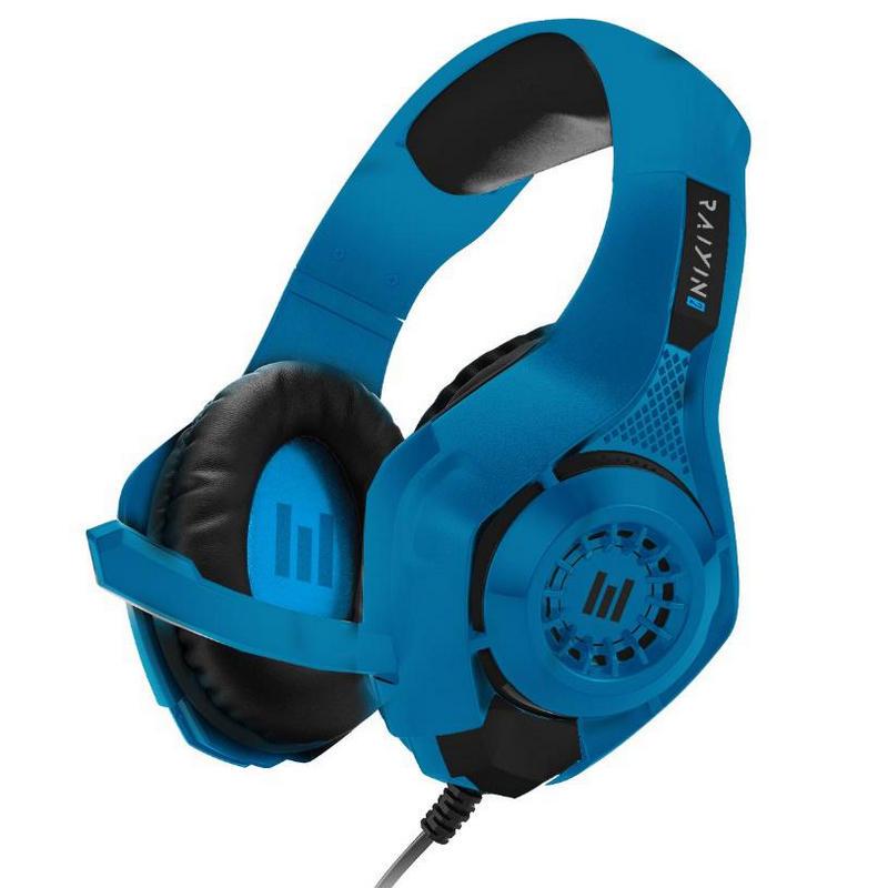 Indeca Raiyin 2 Auriculares Gaming Multiplataforma